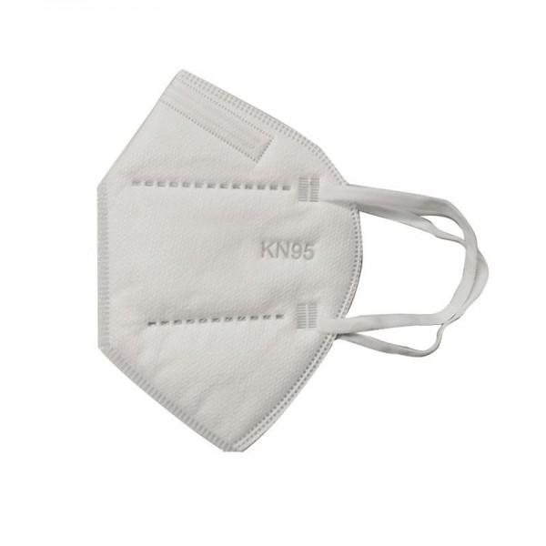 10er Pack KN95 / FFP2 Atem Maske / Mundschutz mit Ohrschlaufen