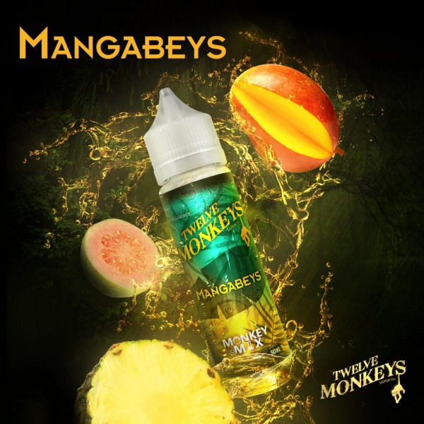 12 Monkeys - 50ml - MANGABEYS