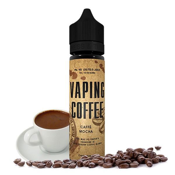 VOVAN Liquids - 50ml - Vaping Coffee Caffe Mocha
