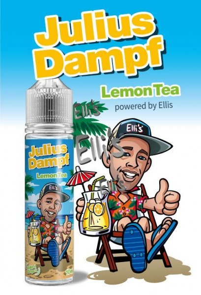 JULIUS Dampf- 10ml - Mix& Vape - Lemon Tee