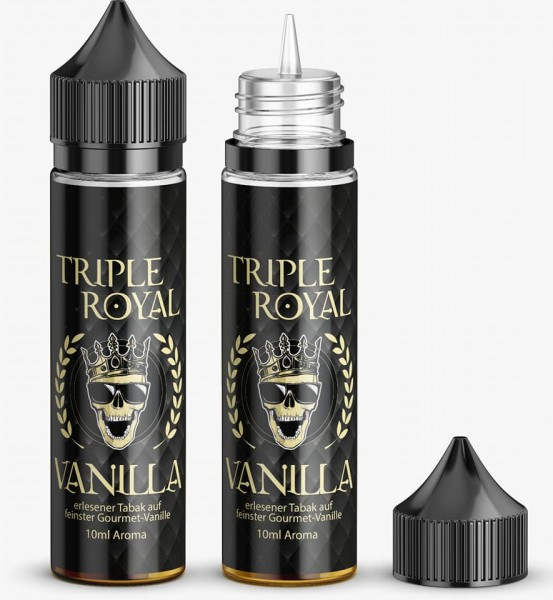 Triple L - 10ml - Royal Vanilla