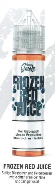 Flavour Smoke - 20ml Aroma - Frozen Red Juice