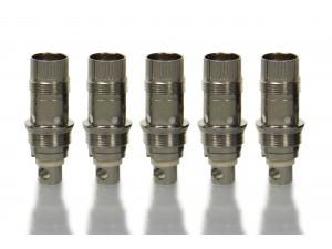 Ersatzcoils BVC Aspire Nautilus - Nautilus Mini 0,7Ohm, 1,6Ohm, 1,8Ohm ( 5er Packung )