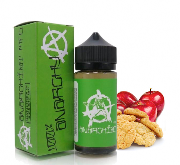 ANARCHIST - 100 ml - Green