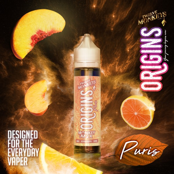 12 Monkeys - 50ml - Puris