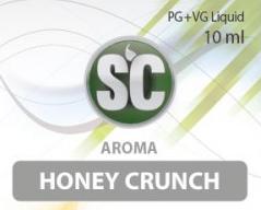 SC E-Liquids - 10ml - Honey Crunch