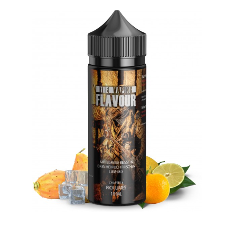 The Vaping Flavour - 10ml - Rick Limes