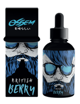 Ossem Juice - 50ml - British Berry