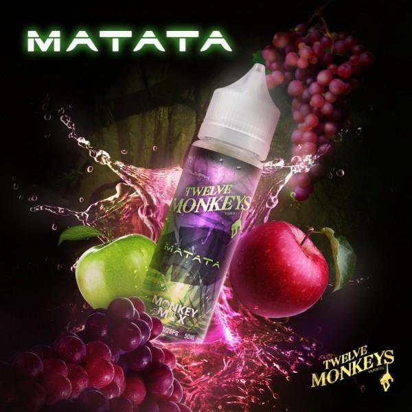 12 Monkeys - 50ml - MATATA