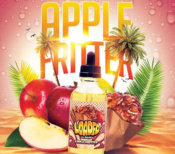 Loaded - 100ml - Apple Fritter