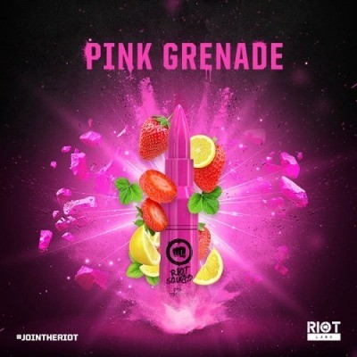 Riot Squad - 50ml - PINK GRENADE