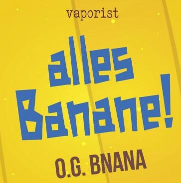 Vaporist - Alles Banane - Midnight Munchies