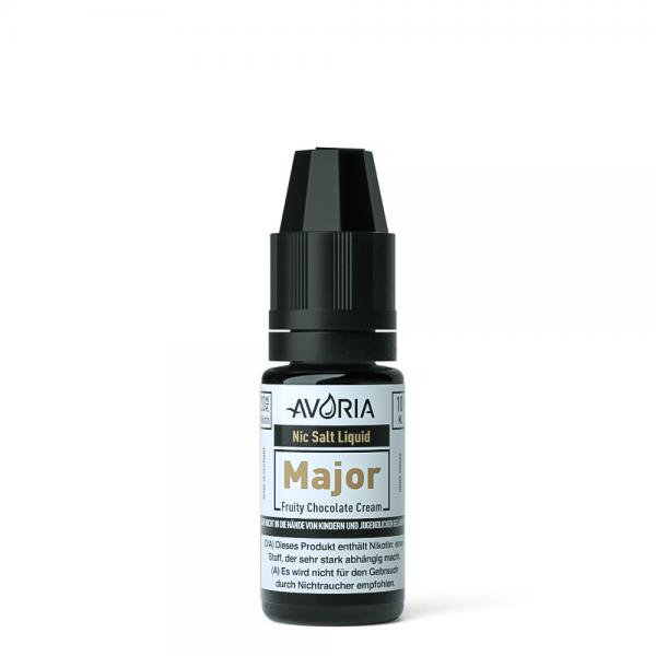 Avoria - NicSalt Liquid - 10ml - 20mg - Major