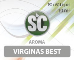 SC E-Liquids - 10ml - Virginia´s Best Tabak