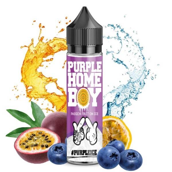 #Ganggang - 20ml - Purpleice Purple Home Boy