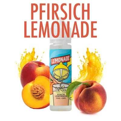 Vapetasia - 50ml - Lemonade Peach