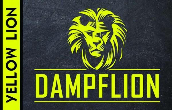 Dampflion Aroma Yellow Lion