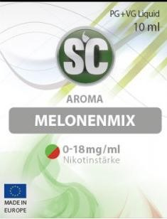 SC E-Liquids - 10ml - Melonenmix