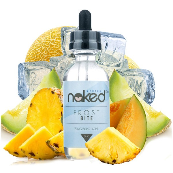 Naked 100 - 50ml - Menthol Frost Bite