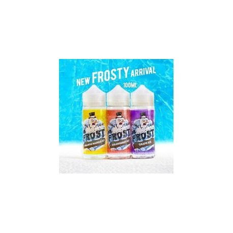 Dr. Frost - Strawberry Ice Pole 100ml
