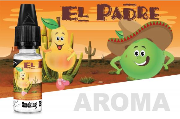 Smoking Bull - Aroma - 10ml - El Padre