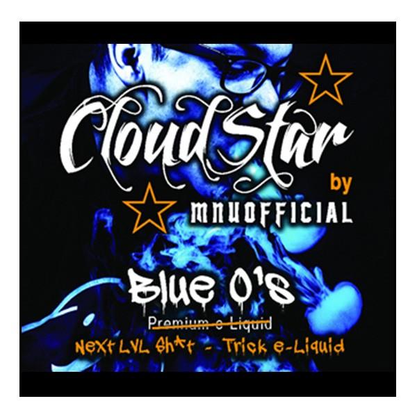 CloudStar Trick - 60ml - Blue O's