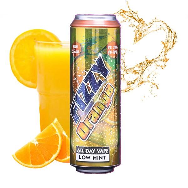 FIZZY CREAM - 55ml - Orange