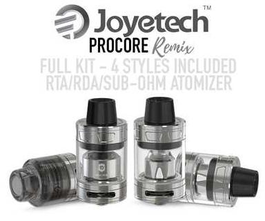 Joyetech - ProCore Remix - RDA RTA