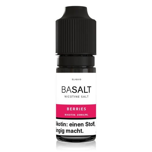 Basalt - NicSalt Liquid - 10ml - 20mg - Berries
