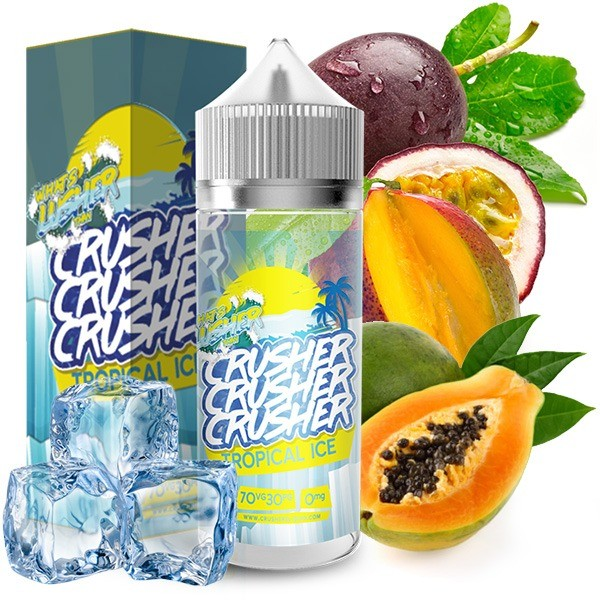 CRUSHER - 100ml - Tropical Ice