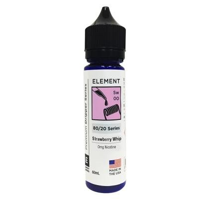 ELEMENT - 50ml - Strawberry Whip