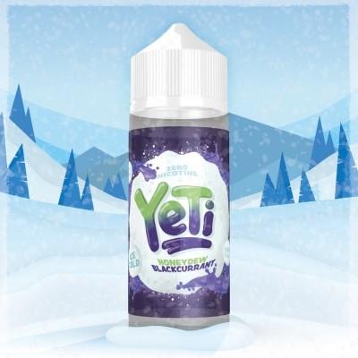 YETI - 100ml - HONEYDEW BLACKCURRANT