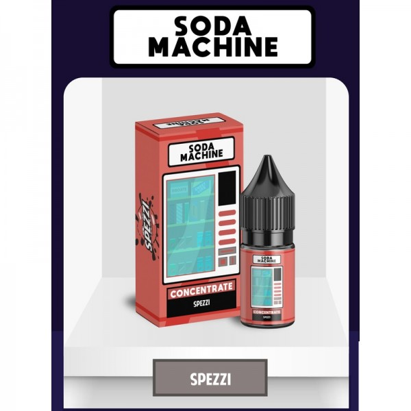 Flava Mall - Soda Machine - Spezzi