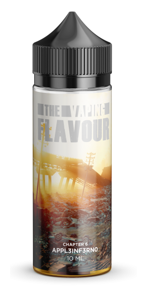 The Vaping Flavour - 10ml - Appleinferno