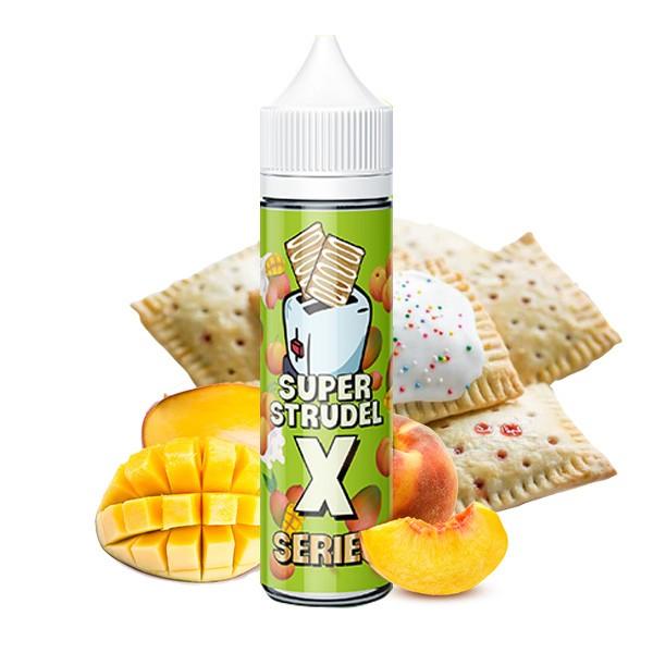 Beard Vape Co. - 50ml - Super Strudel - Mango Peach