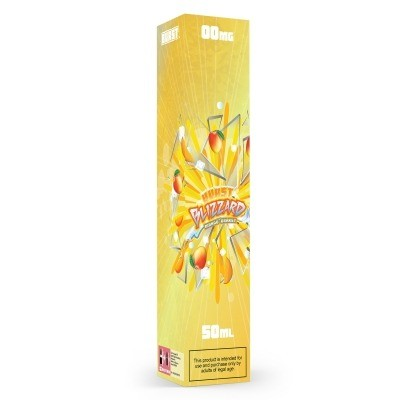 Burst - 50ml - BLIZZARD MANGO-BRRRST