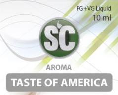 SC E-Liquids - 10ml - Taste of America Tabak