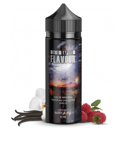 The Vaping Flavour - 10ml - BerryCalypse