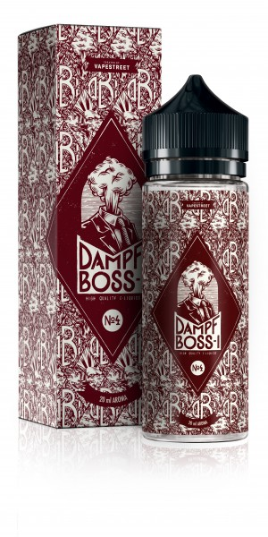 Dampf Boss-I - 20ml - S&V Aroma - No4