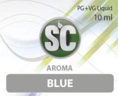 SC E-Liquids - 10ml - Blue - Blaubeere