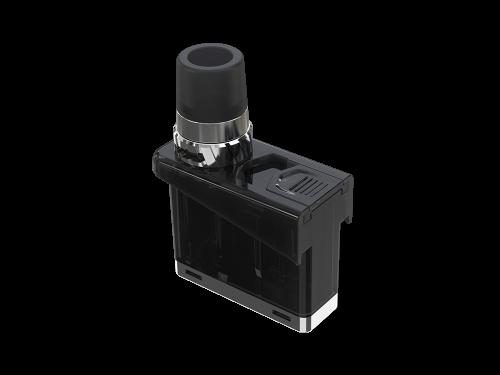 Wismec/Steamax Preva SS316 Dual Pod 3,0 ml, mit 0,25 Ohm Coil