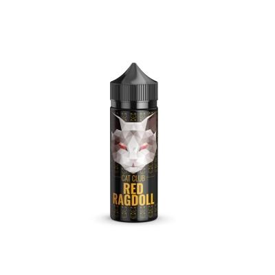 CAT CLUB - 10ml - Mix& Vape - RED RAGDOLL