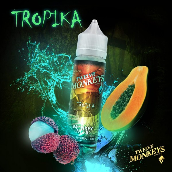 12 Monkeys - 50ml - TROPIKA