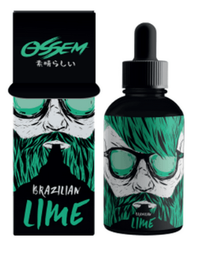 Ossem Juice - 50ml - Brazilian Lime