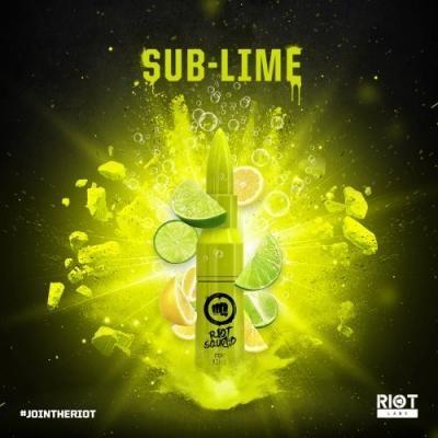 Riot Squad - 50ml - SUB-LIME