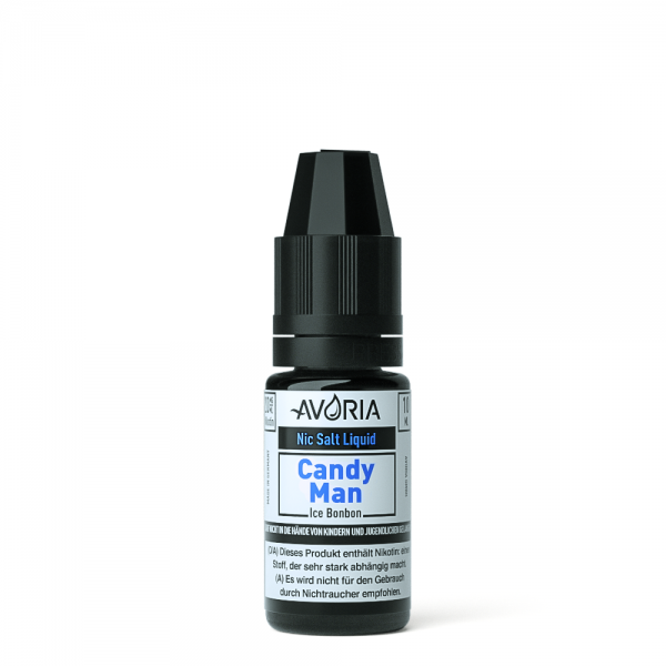 Avoria - NicSalt Liquid - 10ml - 20mg - Candyman