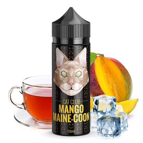 CAT CLUB - 10ml - Mix& Vape - Mango Maine-Coon