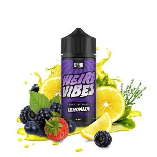 Barehead - 20ml - Mix& Vape - Weird Vibes - Berrythyme