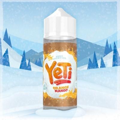 YETI - 100ml - ORANGE MANGO