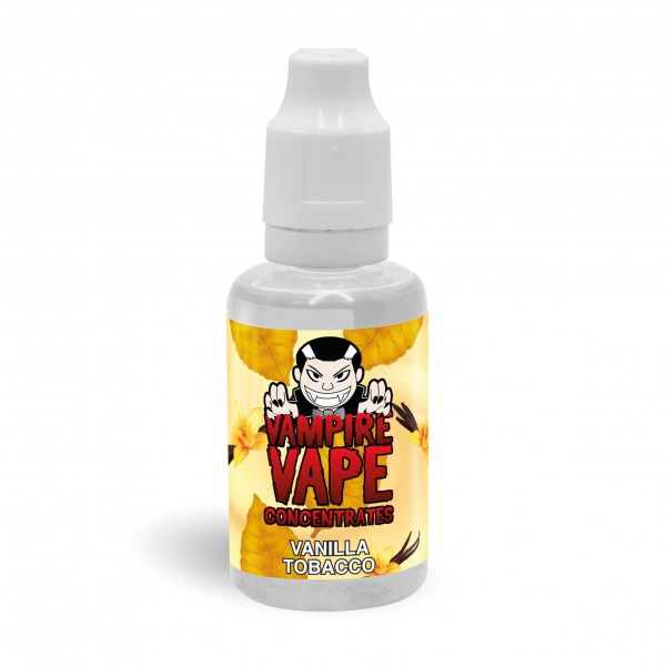 Vampire Vape - 30ml - Vanilla Tobacco